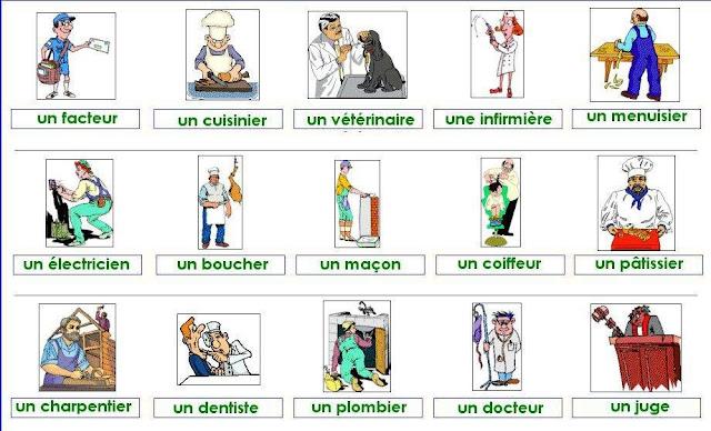 Zawody - słownictwo 7 - Francuski przy kawie