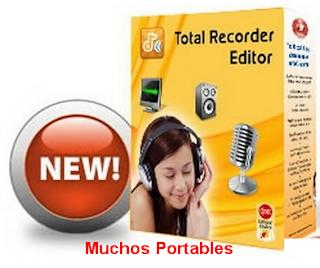 Total Recorder Editor Pro Portable