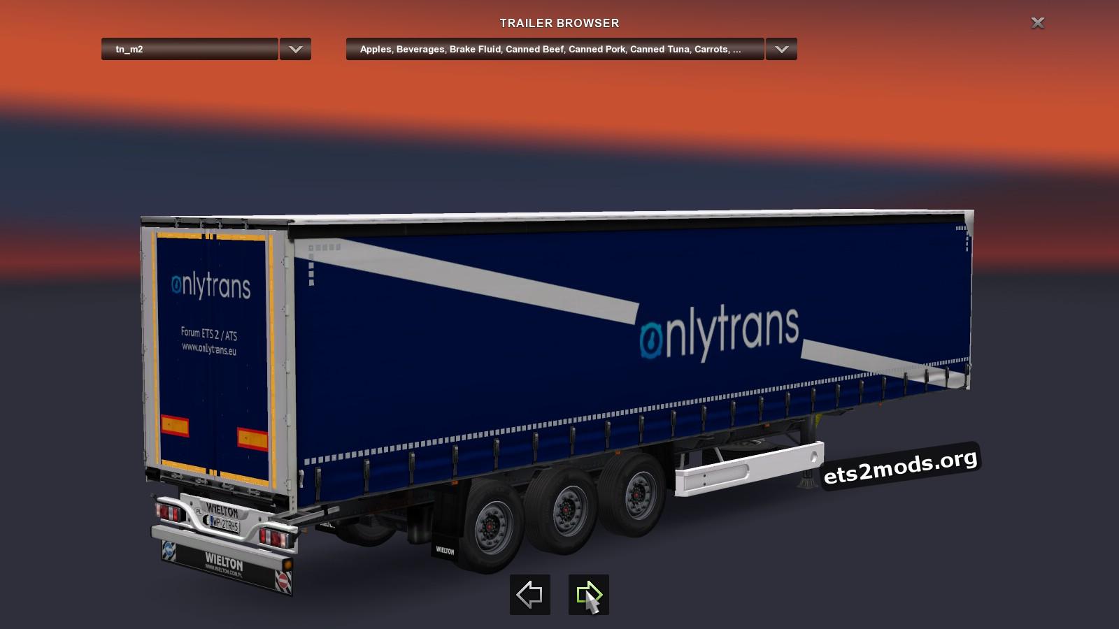 Wielton M2 Onlytrans Combo Pack