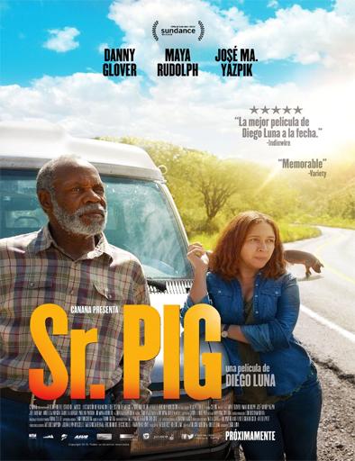 Ver Mr. Pig (Sr. Pig) (2016) Online