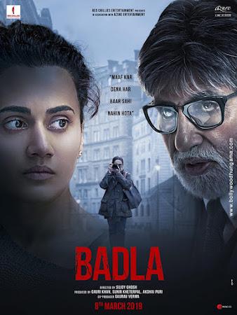 Badla (2019) Movie Poster
