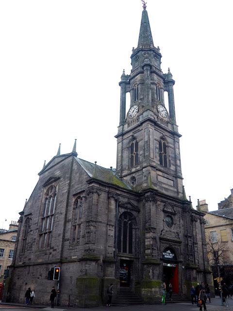 Tron Kirk, Royal Mile, Edinburgh