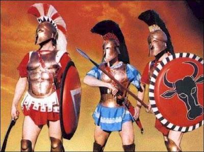 O mito da Homossexualidade na Grécia Antiga Griegos%255B1%255D