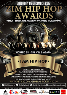 @iamcal_vin and @TheBoyAsaph to host this year's @ZimHipHopAwards
