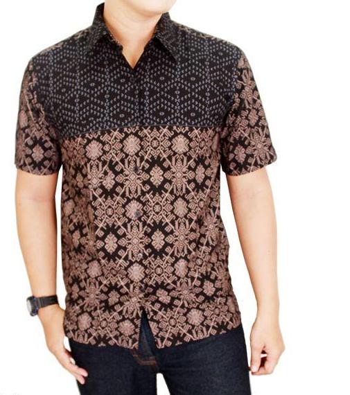 Celana Batik Modern Pria: 15+ Model Baju Batik Pria Lengan Pendek