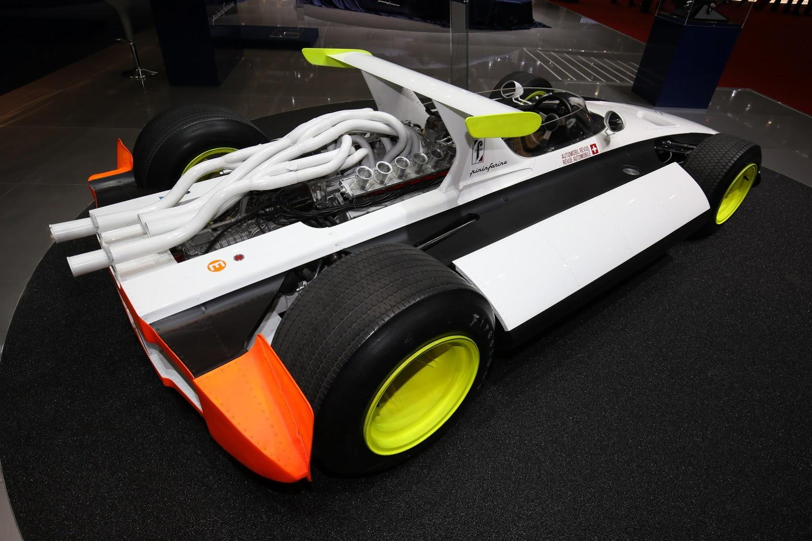 Bên trong động cơ của 503 mã lực của Pininfarina H2 Speed Concept