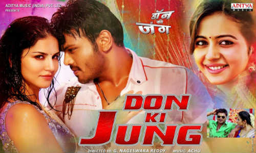 Don Ki Jung 2018 HDRip 350MB Hindi Dubbed 480p Watch Online Full Movie Download bolly4u