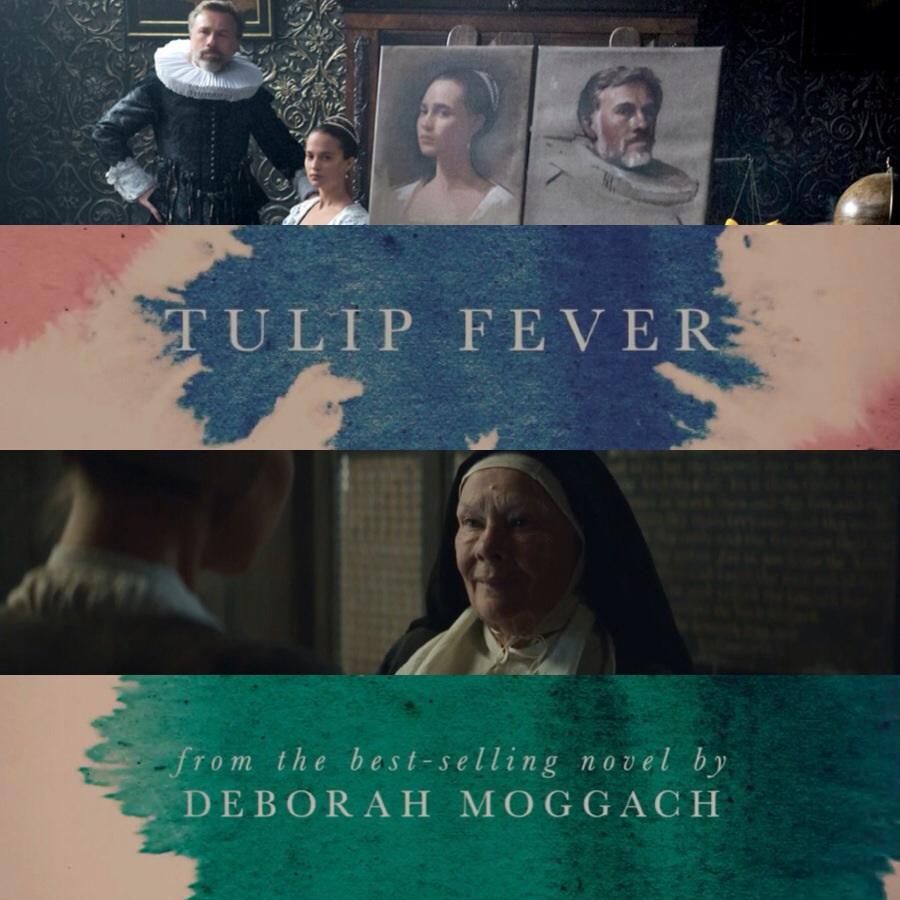 Image result for tulip fever poster