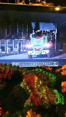Maximum Overdrive, written & directed by Stephen King. Best movie ever!