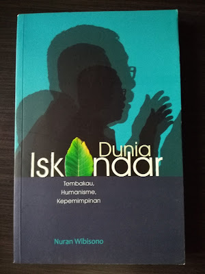 Cover Buku Dunia Iskandar