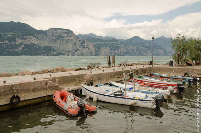 Brenzone Lago di Garda Italia