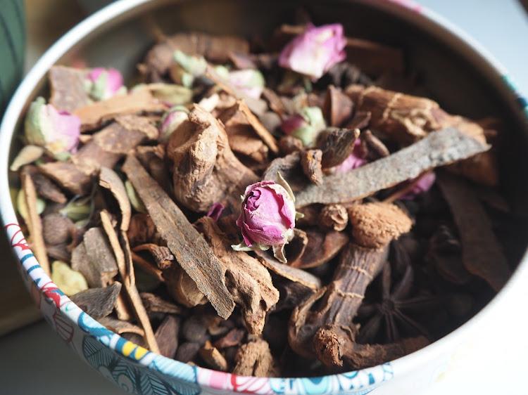 Mélange thé royal maroc
