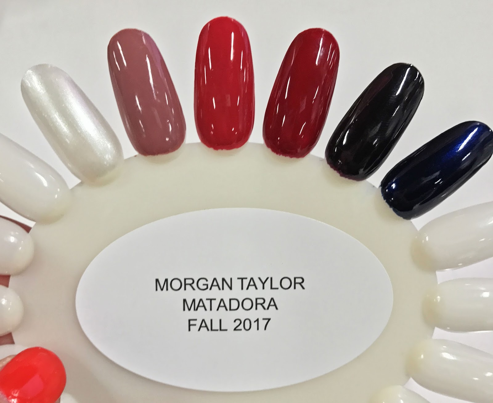 Polarbelle: Matadora Collection By Morgan Taylor Nail Lacquer ...