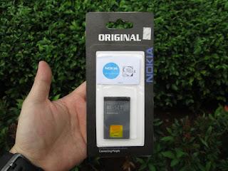 baterai original Nokia BL-5CT