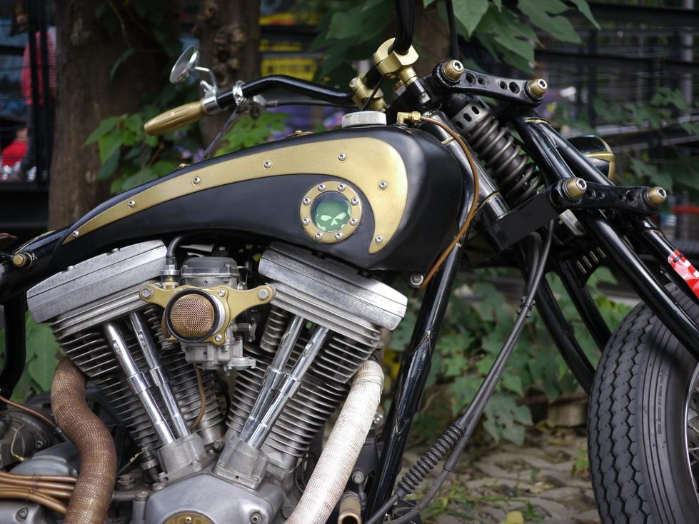 重車旅遊上癮癥(重機旅遊分享文): 2012 Ride Free 改裝機車展(カスタムバイクショ-)