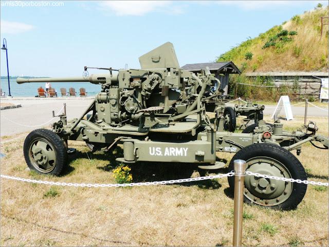Fuerte Warren: Vehículos Militares