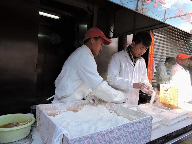Gastronomie Pékin