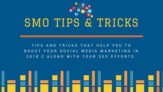 SMO Tips
