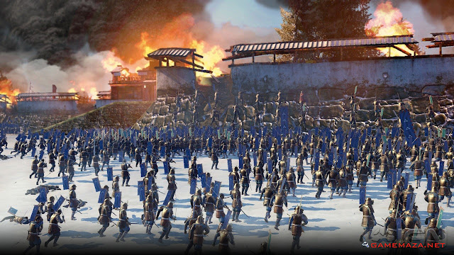 Total War Shogun 2 Fall of the Samurai Gameplay Screenshot 7