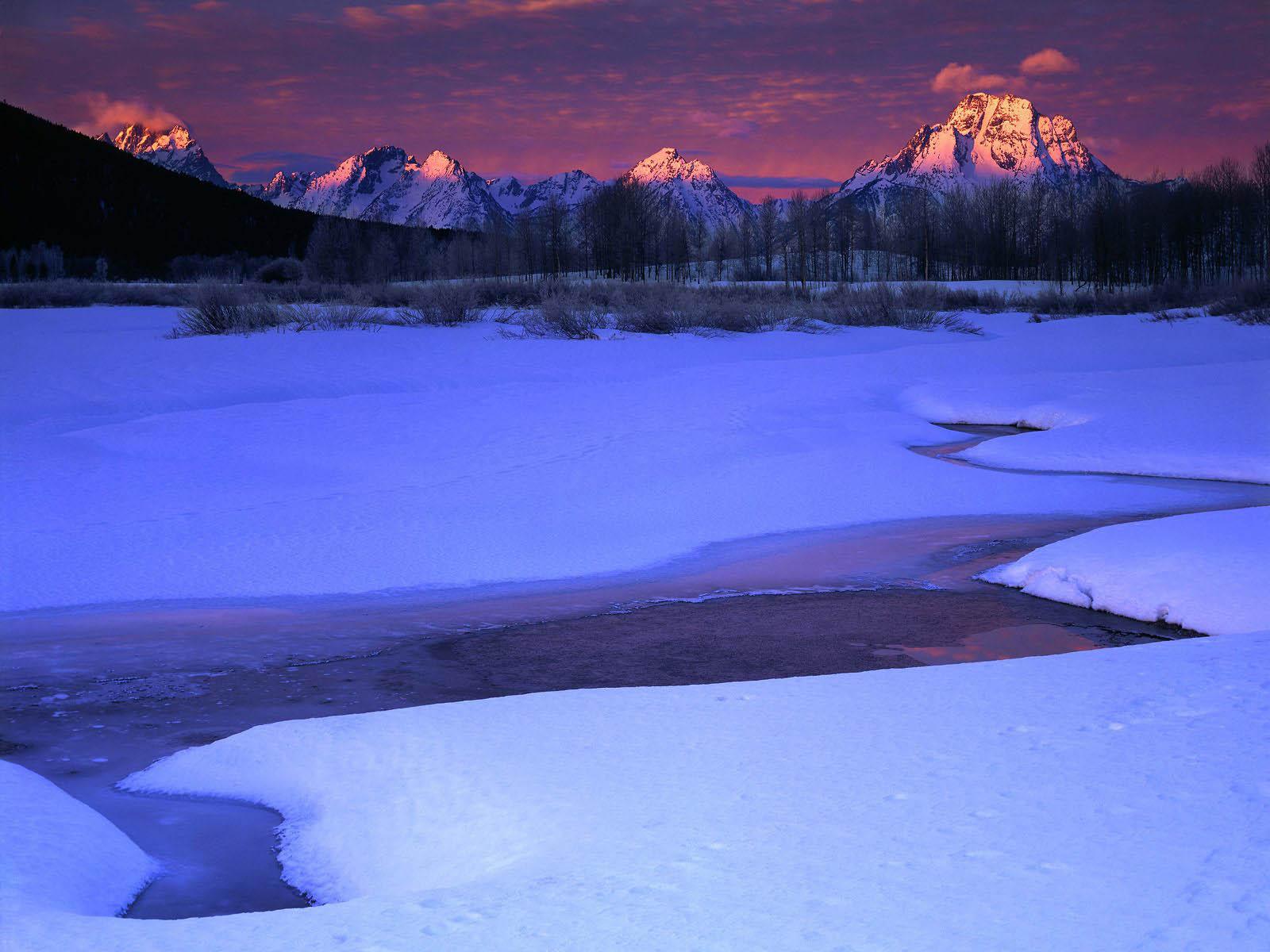 HD Wallpapers: Winter Desktop Backgrounds