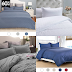 Amazon: 50% Off 3pc Duvet Cover Set! Get Twin for $10, Full/Queen for $13.49, & King for $15!