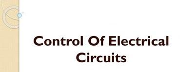 كتاب دوائر التحكم الالي Control of electrical circuits