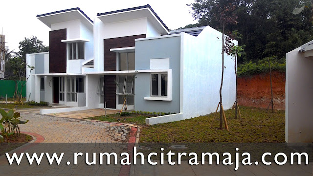 Rumah Contoh Real Estate (RE) Citra Maja Raya