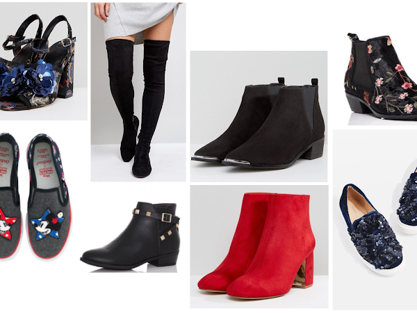 Wishlist | Winter Shoes