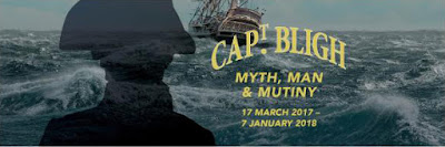 Captain Bligh exhibit in Falmouth