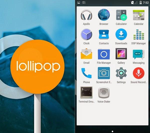 Cara Root Android 5 0 Lollipop CM12 Menggunakan SuperSU