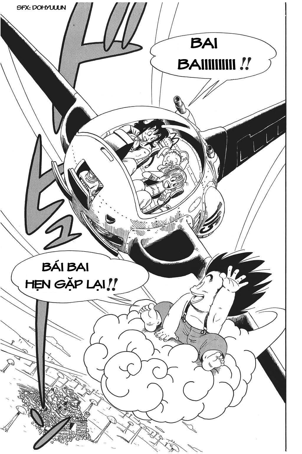 Dragon Ball chap 23 trang 13