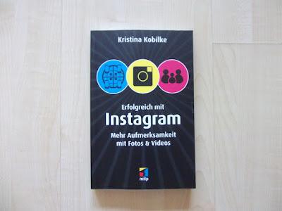 """Buchtipp """"Erfolgreich mit Instagram""""."""