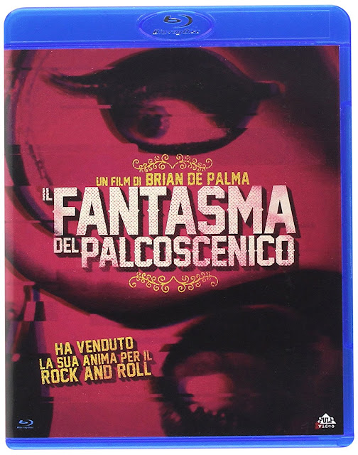 Il Fantasma Del Palcoscenico Home Video