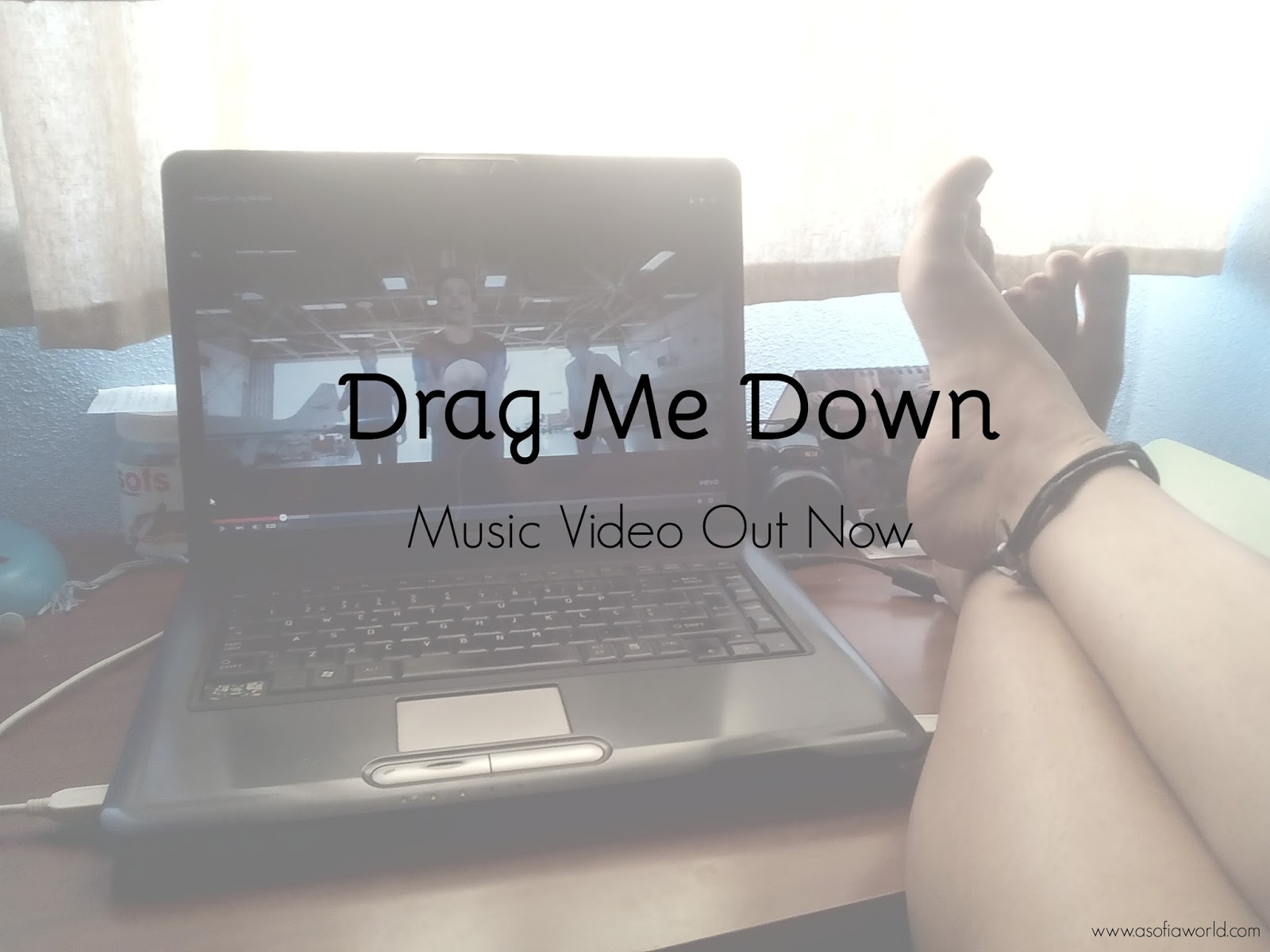 One Direction's drag me down