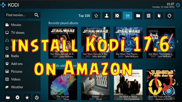 How to install Kodi 17.6 on Amazon Firestick! NEW JUNE 2018 Update. Easiest Way Ever!