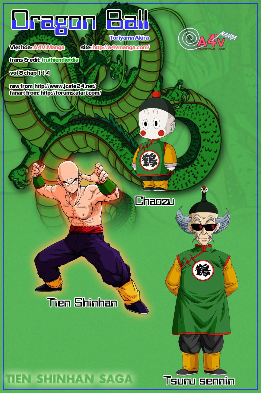 Dragon Ball chap 114 trang 1