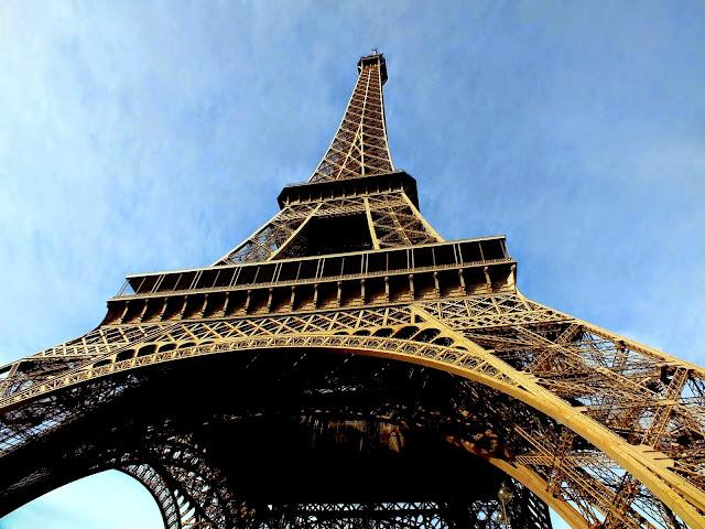 Detalles de la Torre Eiffel