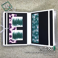 Mini Album In A Case with Rooted In Nature Bundle by Stampin' Up! order from Mitosu Crafts UK Online Shop