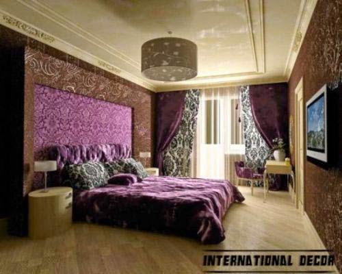Trendy Glamorous Bedroom Design Ideas