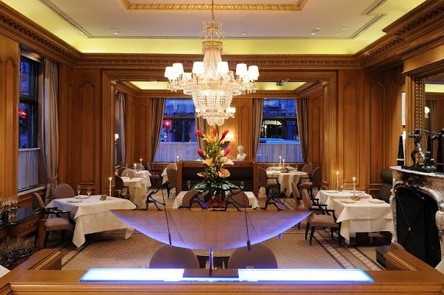 Restaurante Fischer's Fritz em Berlim