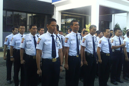 Lowongan Kerja Satpam (Security) Terbaru di Lampung September 2019