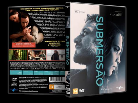 Capa DVD Submersão