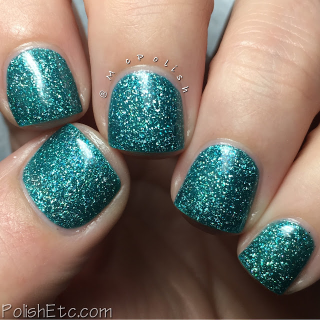 Nine Zero Lacquer - Holiday 2016 Collection - McPolish - Frost