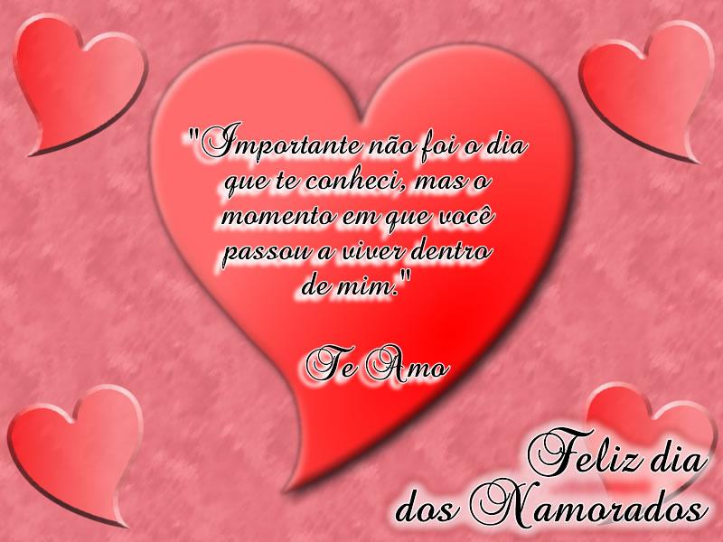 Dia Dos Namorados: Mensagens Da Net: Dia Dos Namorados Mensagens De Amor