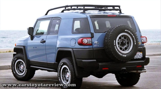 2017 Lifted Toyota Fj Cruiser Can Come Back To Production