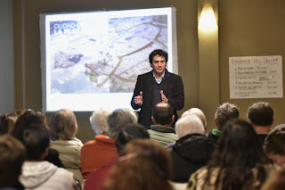 Taller participativo del Plan Estratégico La Plata 2030