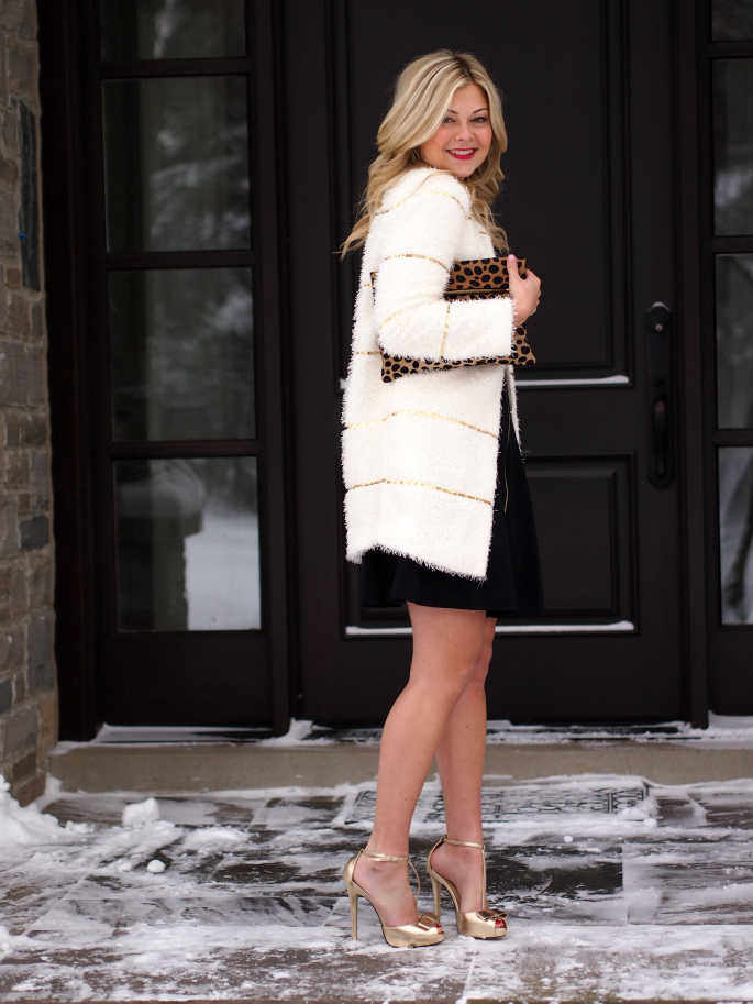 Gold Glamour {ShoeDazzle Giveaway}