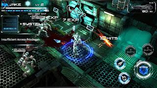 Merupakan game hack n slash yang di kembangkan oleh Rayark Inc Implosion : Never Lose Hope apk + obb
