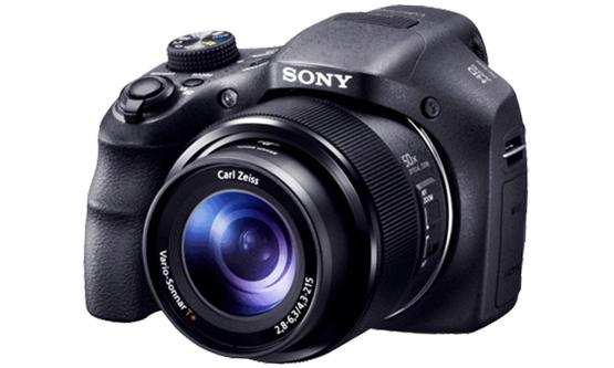 Harga dan Spesifikasi Kamera Sony DSC-H300