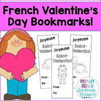 https://www.teacherspayteachers.com/Product/French-Valentines-Day-Bookmarks-Cards-FREE-2383604